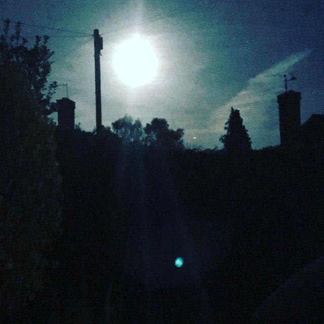 Full moon tonight fullmoon milford