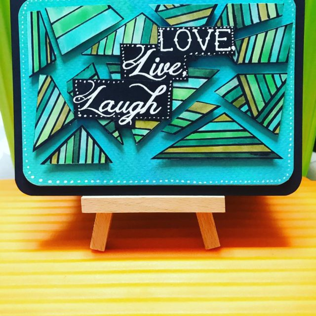 Card I made for the new challenge on live lovehellip
